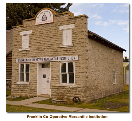 Franklin, Idaho Cooperative Mercantile Company