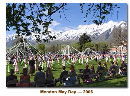 Mendon May Day 2006