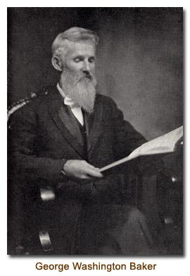 George Washington Baker